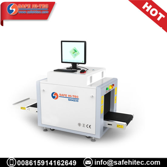 China Reliable Supplier Baggage and Parcel Security X-ray Machines