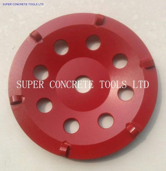 180mm Diamond PCD Grinding Cup Wheels pictures & photos