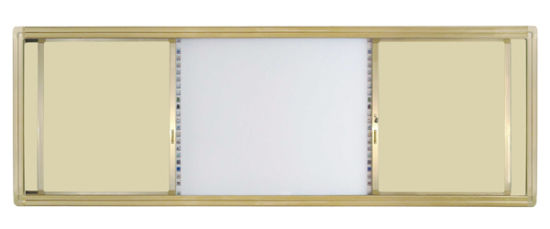 Environmentally-Friendly Sliding Writing Board pictures & photos