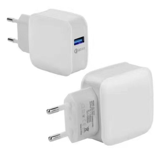OEM 3.0A Fast USB Wall Charger for Samsung S6/S7/S8 /S7 Edge pictures & photos
