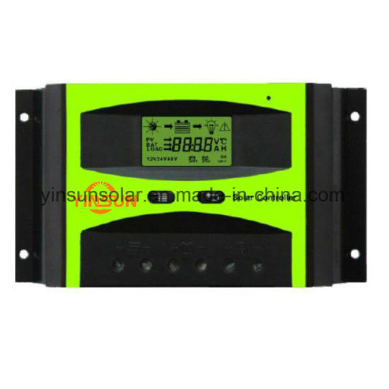 12/24V 50A Solar Charger Controller for Solar Panel pictures & photos