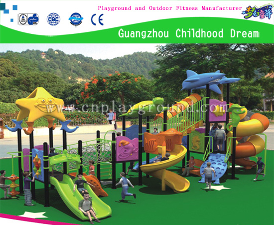 Sea Jinn Outdoor Playground for Amusement Park (HC-03501A) pictures & photos