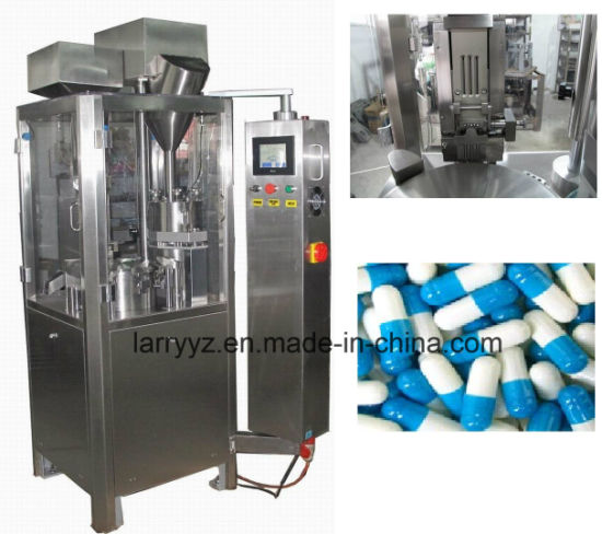 Njp400 Capsule Filling Machine & Capsule Filler Pharmaceutical Machinery pictures & photos