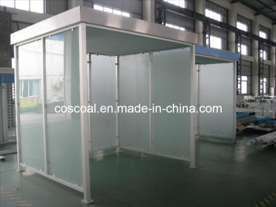 Aluminium Smoking Cabin with ISO9001 Certificated pictures & photos
