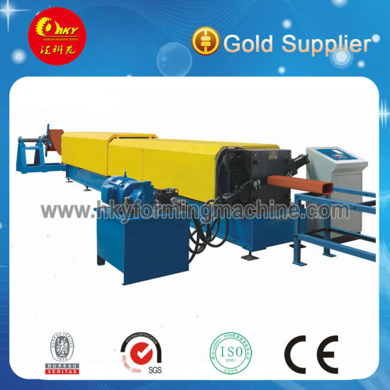 Auto Rain Water Gutter Roll Forming Machine pictures & photos