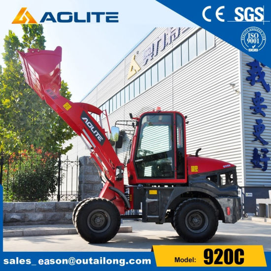China Wheel Loader with Cheap Price pictures & photos