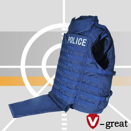 Police Bulletproof Jacket