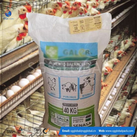 Wholesale Price 50kg Fertilizer PP Woven Bag for Packing pictures & photos