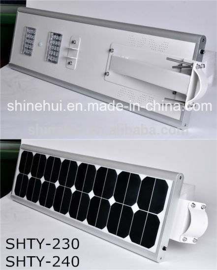 Waterproof Solar LED Street Light for Outdoor Lighting pictures & photos
