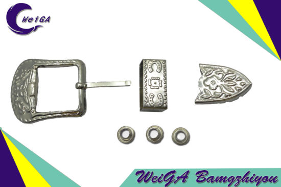 The Cheapest Quality Custom Metal Belt Buckle pictures & photos