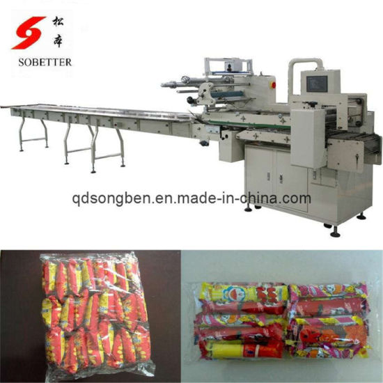 Bread Assembly Packing Machine with Feeder (SFJ 590)
