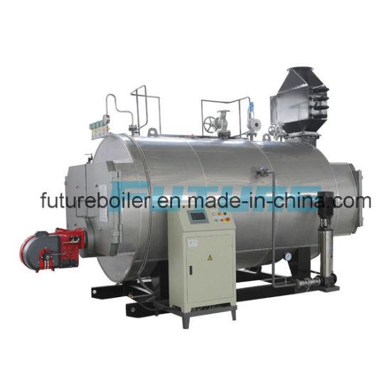 China Industrial 4 Ton Gas Steam Boiler - China 4 Ton Steam Boiler ...