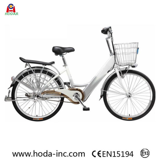 Ce Selling 36V Electric Bicycle Lithium Battery Bicycle HD250zxc-9 pictures & photos