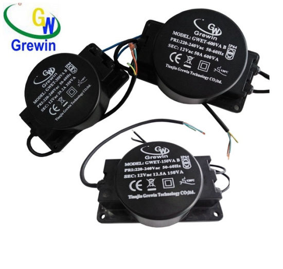 500va Single Phase Waterproof Transformer pictures & photos