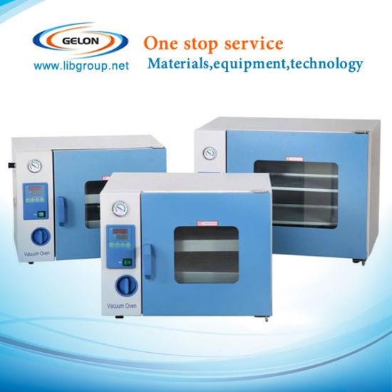 25L/50L Dzf-6050 Vacuum Drying Oven with Aluminum Shelves for Lithium Ion Battery Lab Machine pictures & photos