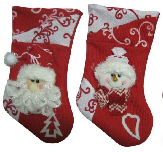 Durable Fabric Christmas Stockings, Suitable for Kids pictures & photos