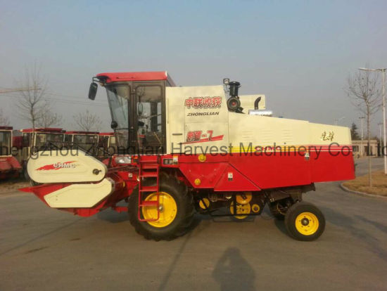 2.75/3.25m Head Cutter Wheat Grain Combine Harvester pictures & photos