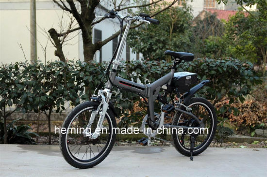 Retro Battery City Fold E-Bike Motorbike Electric Bike pictures & photos