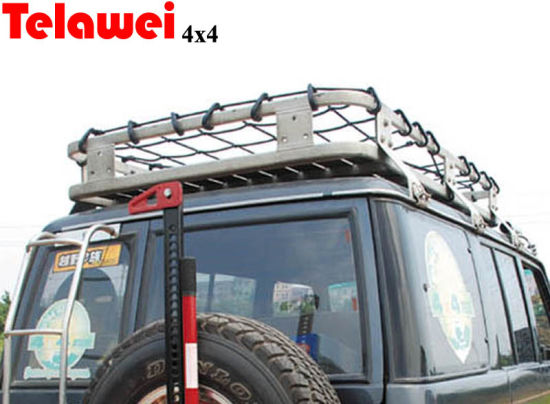 China Off Road 4wd Roof Rack China Cargo Net 4x4