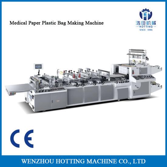 Steam and Eto Sterilization Medical Plastic Paper Punch Making Machine
