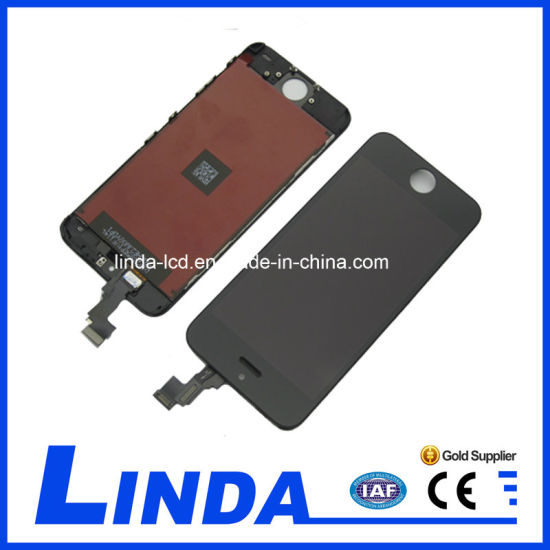 Touch Screen LCD for iPhone 5c LCD Display Screen Digitizer pictures & photos