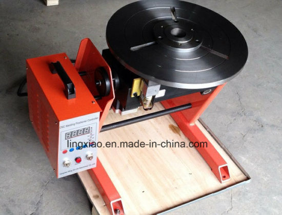 CNC Series Welding Turning Table CNC200 for Circular Welding pictures & photos