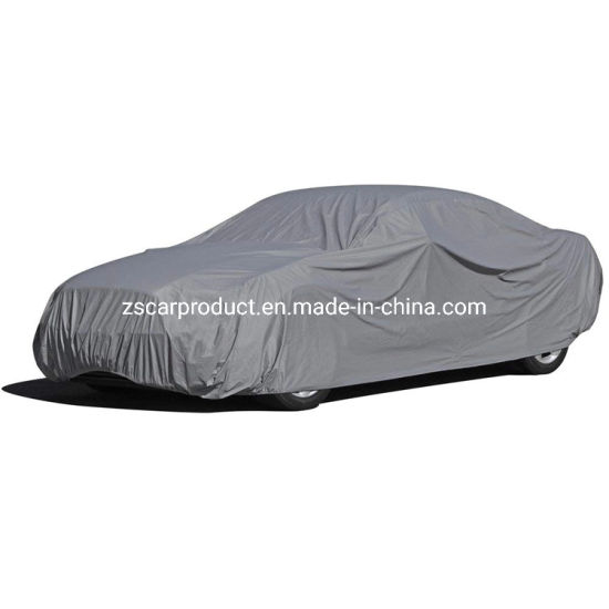 UV Protection Waterproof Snowproof Preventing Car Cover PVC cubiertas coche