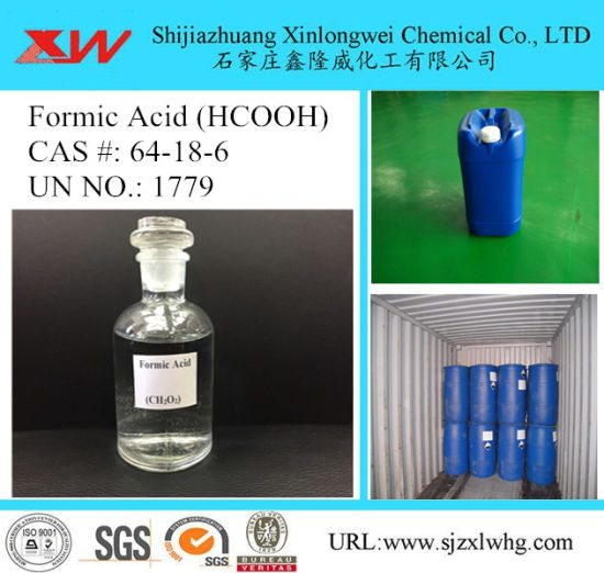 China Shijiazhuang Formic Acid Price pictures & photos