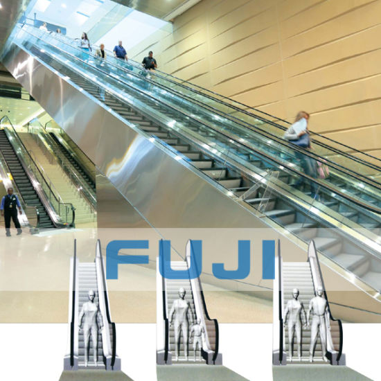 FUJI Hot Sale Indoor Outdoor Escalator Used for The Subway Train Stations