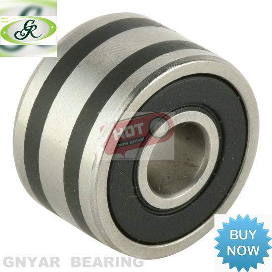 R825ZZ  Miniature Shielded Bearing 2.5mm x 8mm x 4mm