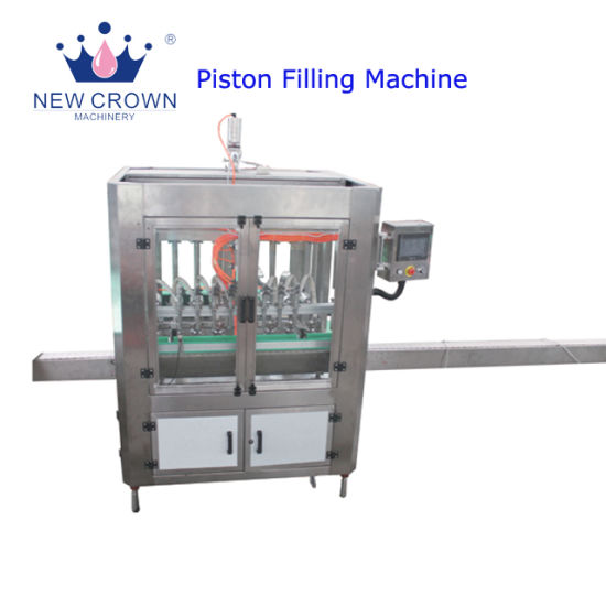 Automatic Alcohol Filling Machine (YFFG 12) pictures & photos