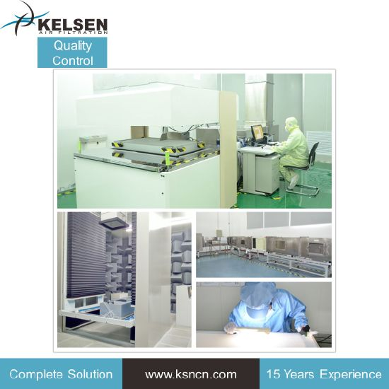 Pharmaceutical Cleanroom Safe Change Housing (BIBO) pictures & photos