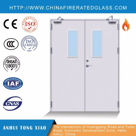 Hot Sale! Steel Fire Rated Doors and Frames pictures & photos