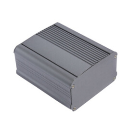 Custom Extruded Aluminum Enclosure Box for Electronic Junction Box