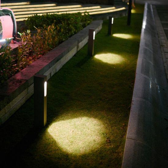 Outdoor Black Decoration Solar Ed