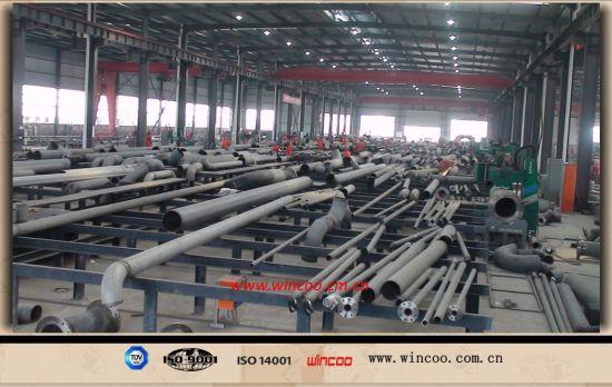 Produce fabrication welded steel mesh