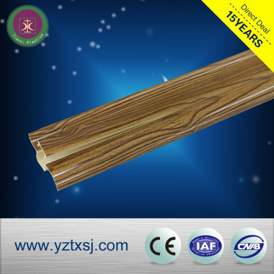 China Building Accessories PVC Skirting for Flooring pictures & photos