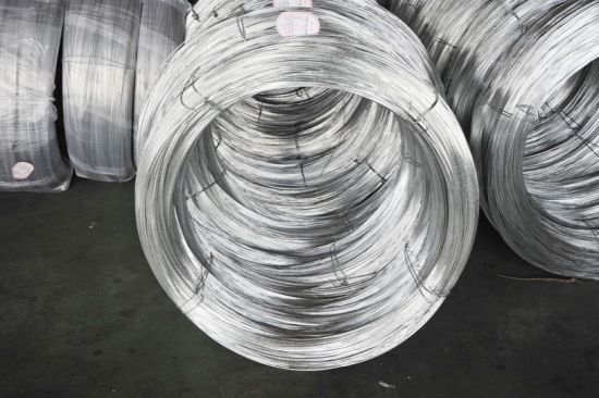 Hot DIP Galvanized Iron Steel Mild Wire