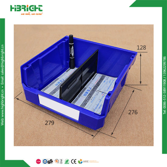 Plastic Transportation Storage Bin for Warehouse pictures & photos