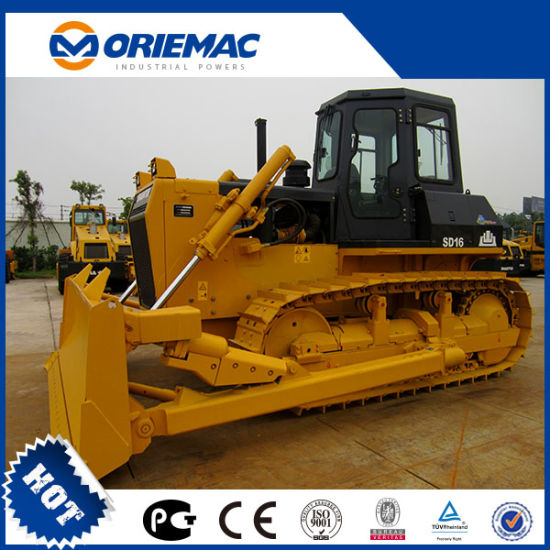 23.5ton Big Earthmoving Machinery Hydraulic Crawler Track SD22 220HP Shantui D7 Bulldozer for Sale pictures & photos