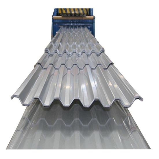 Prepainted Galvanized PPGI Corrugated Steel Roofing Sheet Price