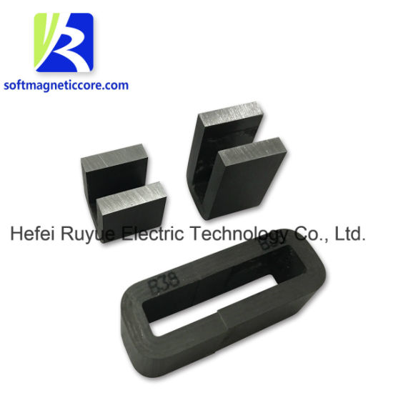 Silicon Steel Split Current Transformer Core Factory Supply