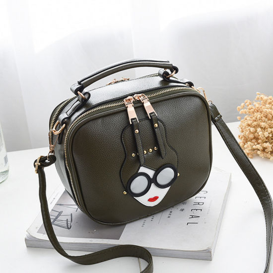 4ac9f87cb46 China Wholesale Hot Selling Small Cute Bag PU Leather Handbag for ...