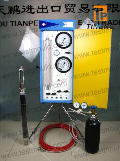 Soil Geotechnical Pressuremeter