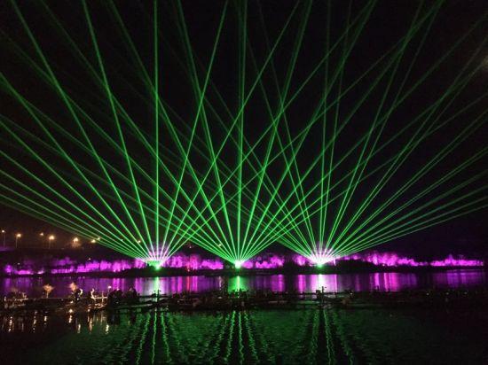 25W Green Laser Light Stage Laser Light Stage Laser Equipment Green Laser Light