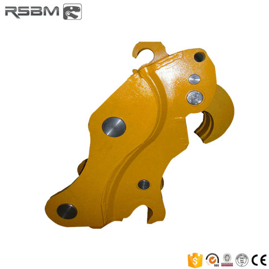 Rsbm Mini Digger Hydraulic Quick Hitch for Sale
