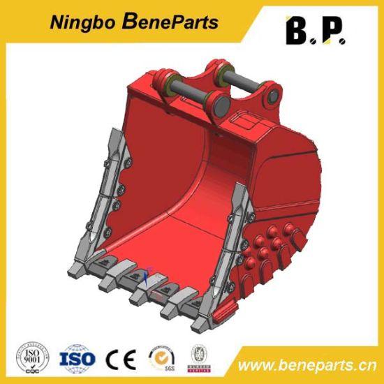 China Caterpillar Volvo Excavator Spare Parts 1 6cbm Heavy