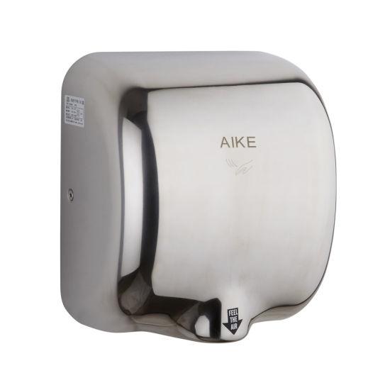 stainless steel xlerator hand dryer powerful air jet hand dryer