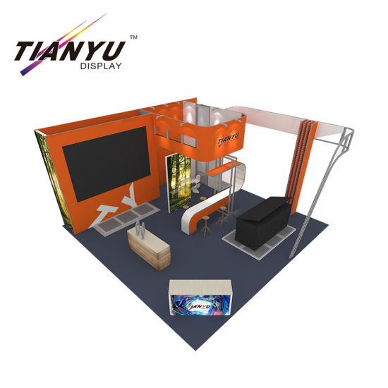 Exhibition Booth Floor Plan : China standard linear booth exhibition booth for trade show