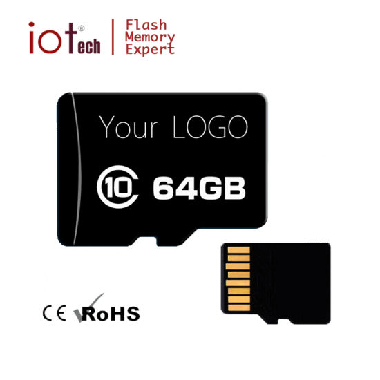 Shoot 4K Video Micro SD Card U3 32GB 64GB Memory Card pictures & photos